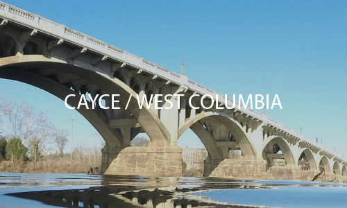 Cayce and West Columbia SC