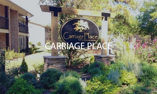 Residential Rental Carriage Place