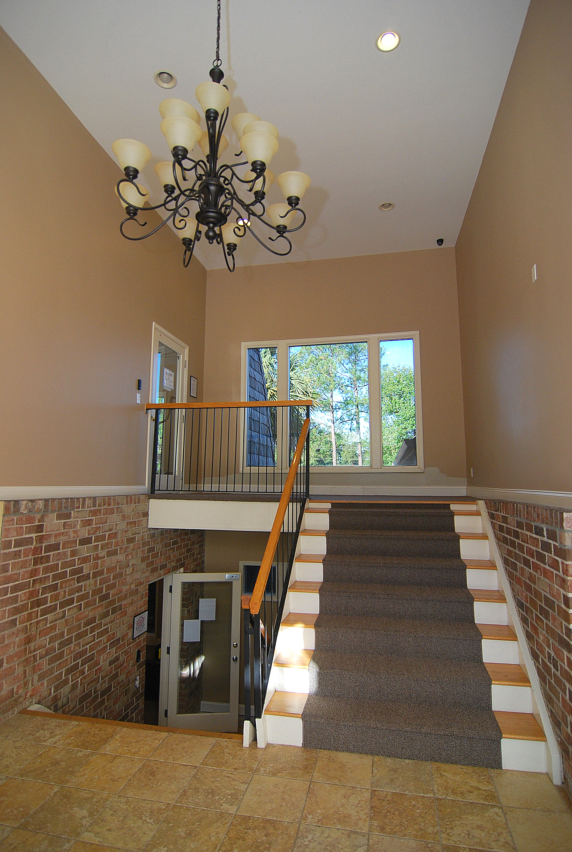 Briargate - Stairway to Fitness Center