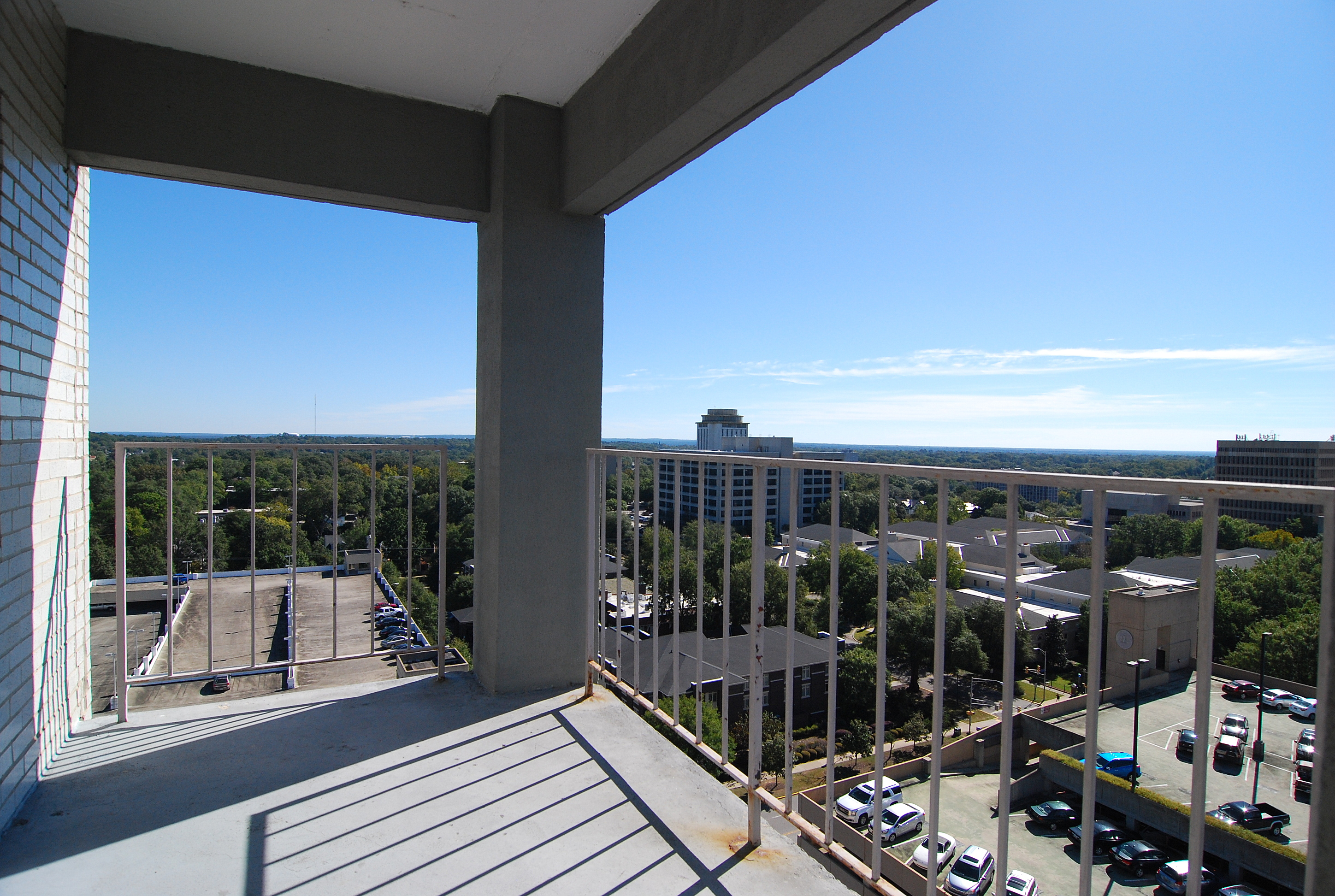 Senate Plaza- Balcony