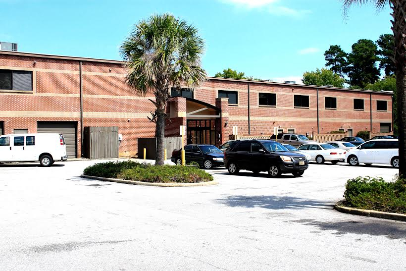 palmetto offices parking