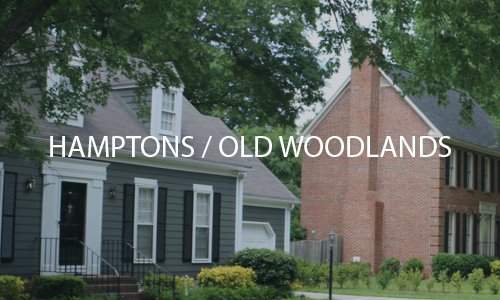 Hamptons and Old Woodlands SC