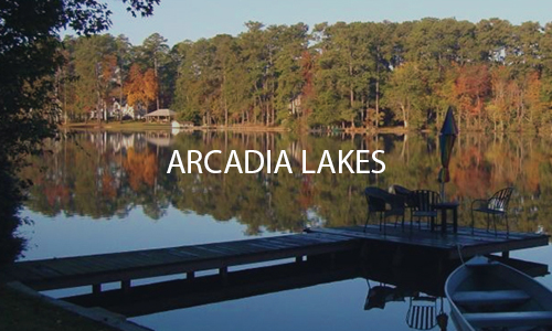 Communities Arcadia Lakes