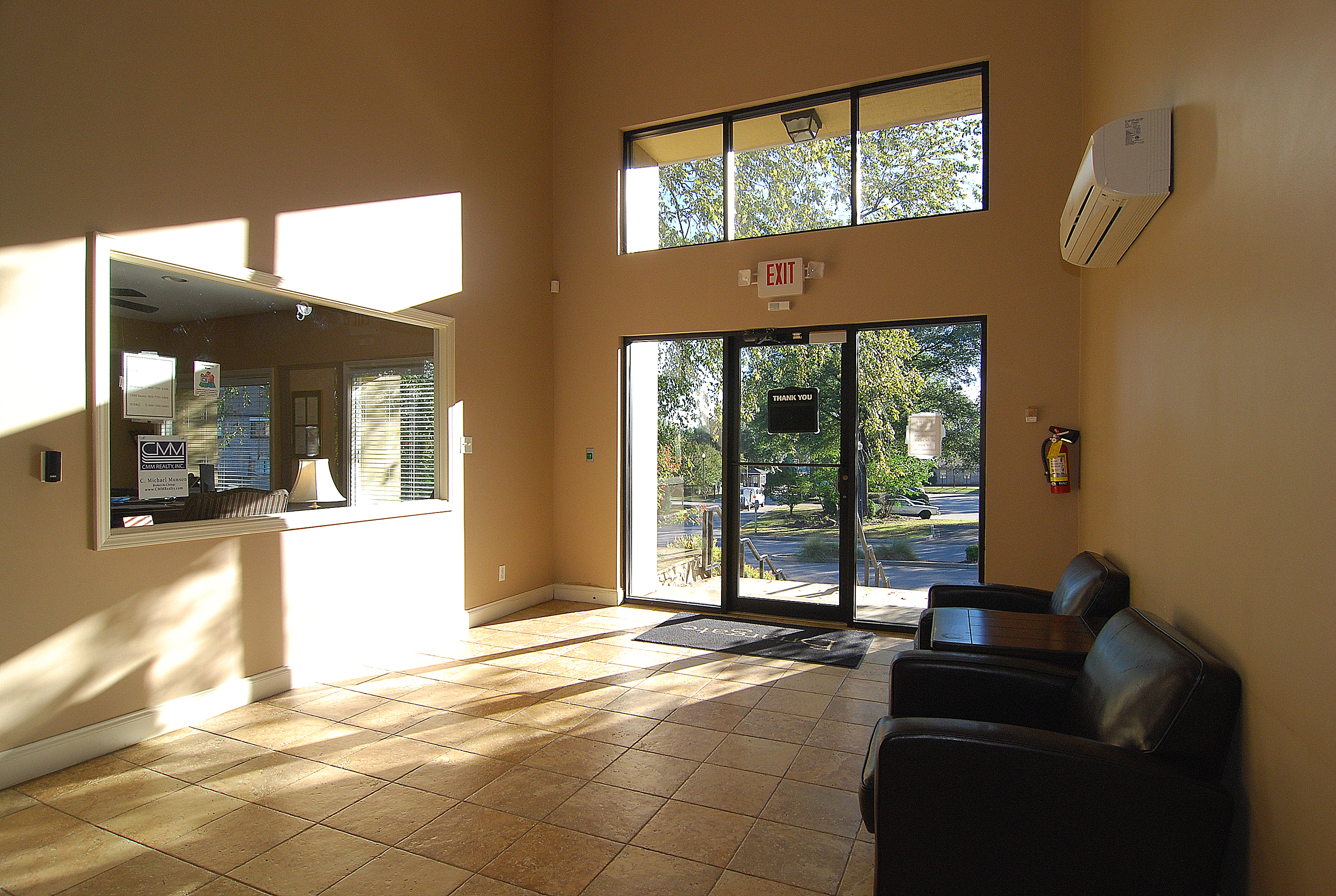 Briargate Amenities Center Entrance