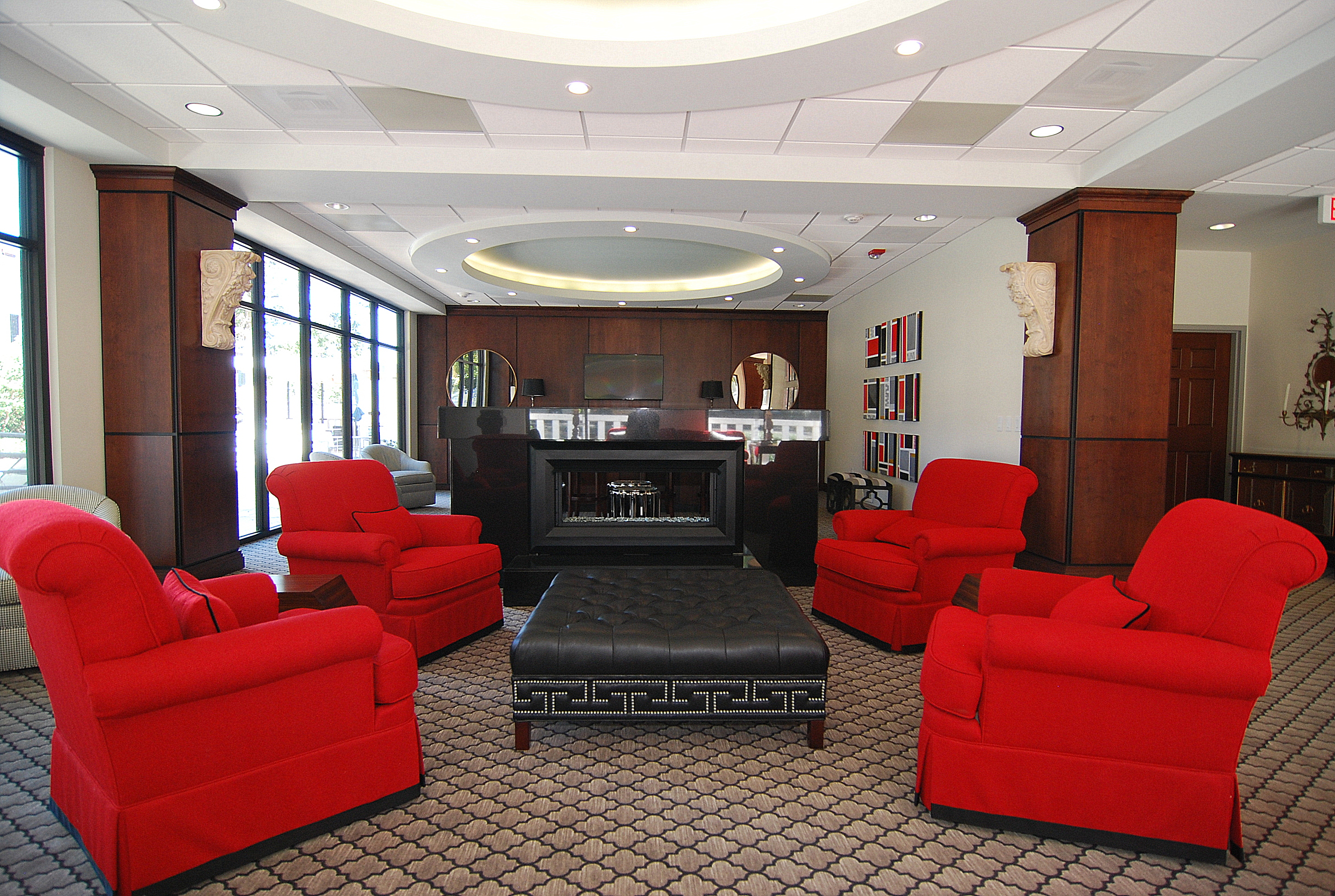 The Heritage- The Heritage Club Lounge