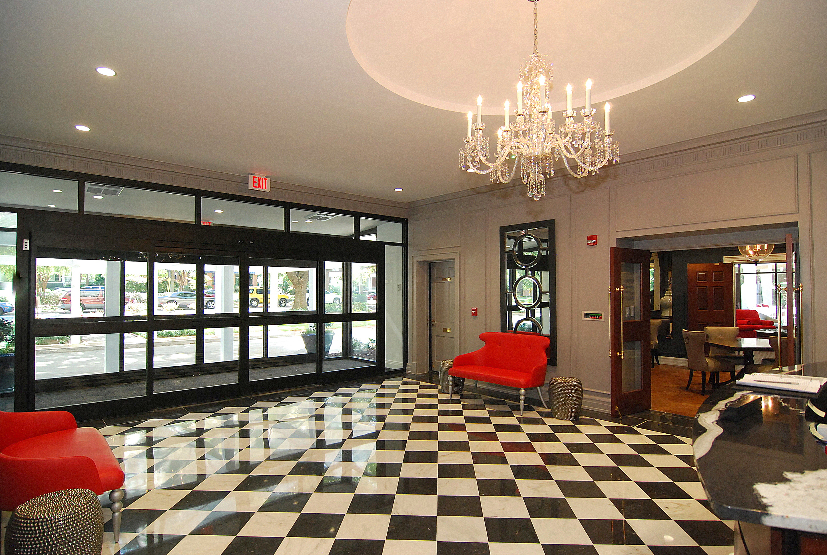 The Heritage- Main Lobby