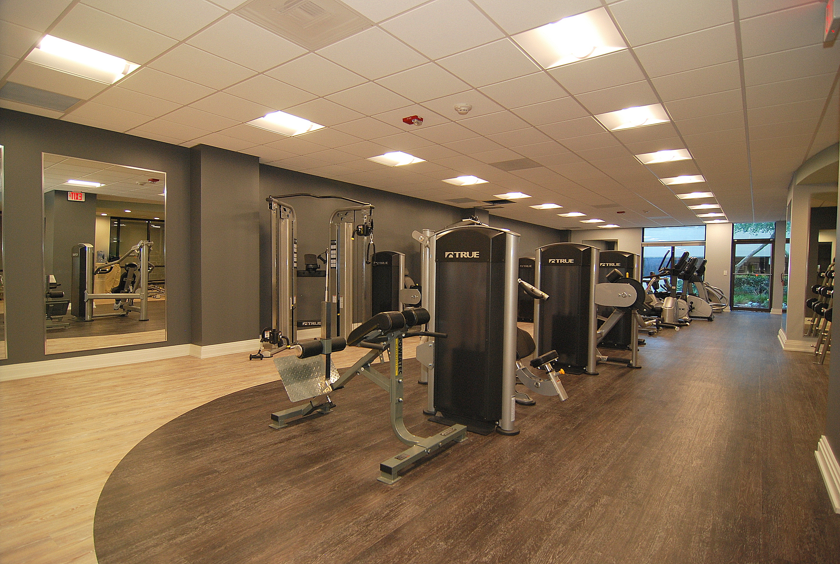 The Heritage- Fitness Center